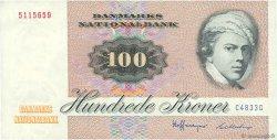 100 Kroner DANEMARK  1983 P.051d pr.SUP