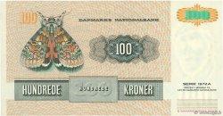 100 Kroner DANEMARK  1997 P.054g pr.NEUF