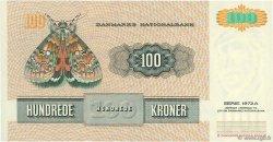 100 Kroner DANEMARK  1998 P.054h pr.NEUF