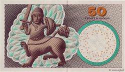 50 Kroner DANEMARK  1999 P.055a pr.NEUF