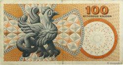 100 Kroner DANEMARK  1999 P.056a TTB