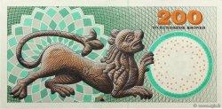 200 Kroner DANEMARK  1997 P.057a SUP+