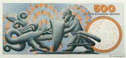 500 Kroner DANEMARK  1997 P.058a SUP