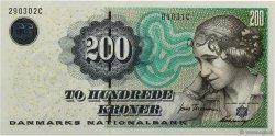200 Kroner DANEMARK  2003 P.062a NEUF