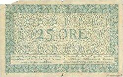 25 Ore DANEMARK  1947 P.M09 TB