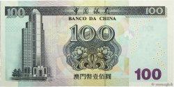 100 Patacas MACAO  2003 P.104 NEUF