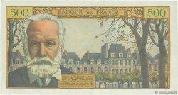 500 Francs VICTOR HUGO FRANCE  1955 F.35.04 pr.SPL