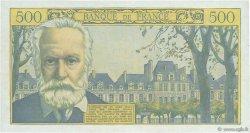 500 Francs VICTOR HUGO FRANCE  1955 F.35.05 TB+