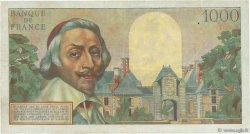 1000 Francs RICHELIEU FRANCE  1954 F.42.09 TB+