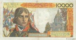 10000 Francs BONAPARTE FRANCE  1956 F.51.02 TB+