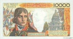 10000 Francs BONAPARTE FRANCE  1956 F.51.04 SUP à SPL