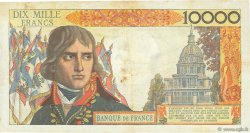 10000 Francs BONAPARTE FRANCE  1956 F.51.05 pr.TTB