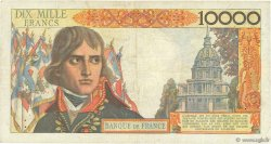 10000 Francs BONAPARTE FRANCE  1956 F.51.06 TB