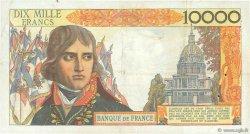 10000 Francs BONAPARTE FRANCE  1957 F.51.10 TB à TTB
