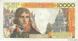 10000 Francs BONAPARTE FRANCE  1957 F.51.10 TTB