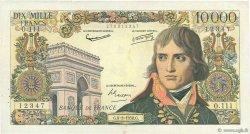10000 Francs BONAPARTE FRANCE  1958 F.51.11 TTB
