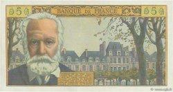 5 Nouveaux Francs VICTOR HUGO FRANCE  1959 F.56.02 SUP à SPL