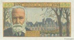 5 Nouveaux Francs VICTOR HUGO FRANCE  1959 F.56.03 pr.SUP