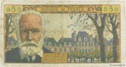 5 Nouveaux Francs VICTOR HUGO FRANCE  1961 F.56.06 TB