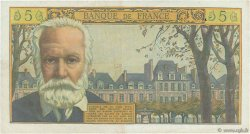 5 Nouveaux Francs VICTOR HUGO FRANCE  1962 F.56.11 TTB