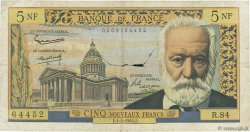 5 Nouveaux Francs VICTOR HUGO FRANCE  1962 F.56.11 AB
