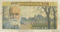 5 Nouveaux Francs VICTOR HUGO FRANCE  1965 F.56.17 TB