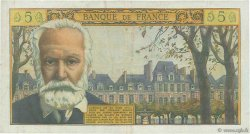 5 Nouveaux Francs VICTOR HUGO FRANCE  1965 F.56.19 TTB