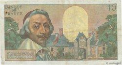 10 Nouveaux Francs RICHELIEU FRANCE  1959 F.57.02 TB+