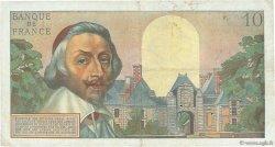 10 Nouveaux Francs RICHELIEU FRANCE  1959 F.57.03 pr.TTB