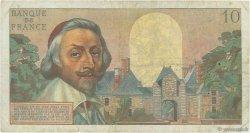 10 Nouveaux Francs RICHELIEU FRANCE  1960 F.57.06 pr.TB