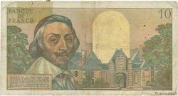 10 Nouveaux Francs RICHELIEU FRANCE  1962 F.57.19 B