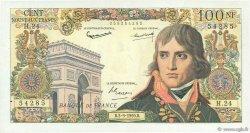 100 Nouveaux Francs BONAPARTE FRANCE  1959 F.59.03 TTB+
