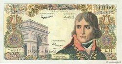 100 Nouveaux Francs BONAPARTE FRANCE  1959 F.59.04 TB+