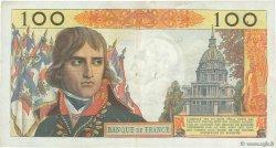 100 Nouveaux Francs BONAPARTE FRANCE  1960 F.59.06 B+