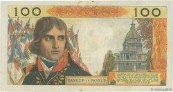 100 Nouveaux Francs BONAPARTE FRANCE  1961 F.59.10 TB+