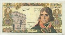 100 Nouveaux Francs BONAPARTE FRANCE  1961 F.59.12 TTB