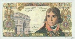 100 Nouveaux Francs BONAPARTE FRANCE  1961 F.59.12 SUP