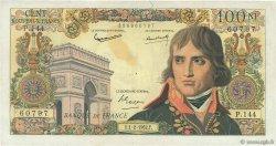 100 Nouveaux Francs BONAPARTE FRANCE  1962 F.59.13 TB