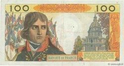 100 Nouveaux Francs BONAPARTE FRANCE  1962 F.59.14 TB