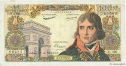 100 Nouveaux Francs BONAPARTE FRANCE  1962 F.59.16 TB
