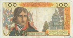 100 Nouveaux Francs BONAPARTE FRANCE  1962 F.59.17 TB