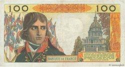 100 Nouveaux Francs BONAPARTE FRANCE  1963 F.59.19 TB+