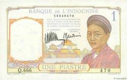1 Piastre INDOCHINE FRANÇAISE  1932 P.052 pr.SPL
