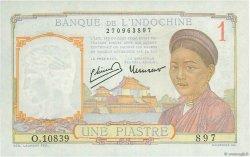 1 Piastre INDOCHINE FRANÇAISE  1949 P.054d pr.NEUF