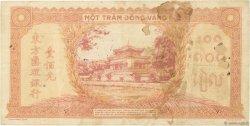 100 Piastres INDOCHINE FRANÇAISE  1942 P.066 TTB
