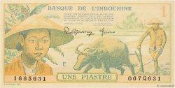 1 Piastre INDOCHINE FRANÇAISE  1942 P.074 pr.NEUF