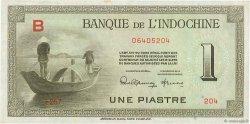 1 Piastre INDOCHINE FRANÇAISE  1945 P.076a pr.NEUF