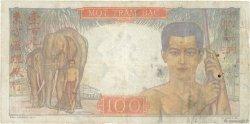 100 Piastres INDOCHINE FRANÇAISE  1947 P.082a B
