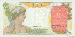 100 Piastres INDOCHINE FRANÇAISE  1947 P.082a SPL