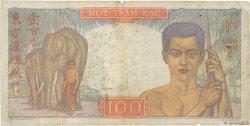 100 Piastres INDOCHINE FRANÇAISE  1947 P.082b B